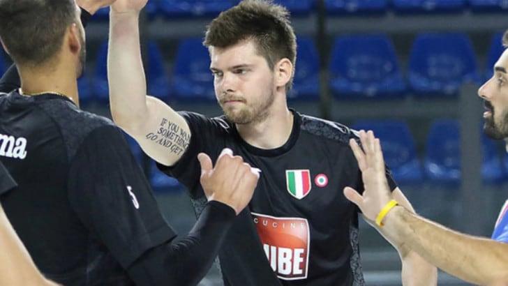 Perugia ha scelto il vice De Cecco: Zhukouski