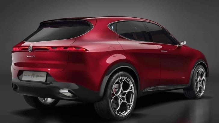 Alfa Romeo Tonale, dal 19 al 23 giugno al Parco Valentino di Torino