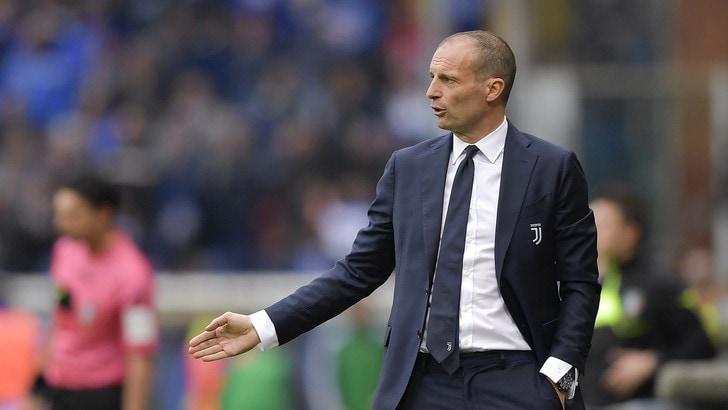 """Daily Express: """"Allegri, no al Chelsea. Ecco i candidati per il dopo Sarri"""""""