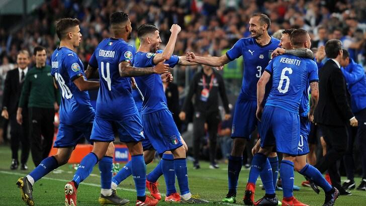 Italia-Bosnia 2-1: rimonta firmata da Insigne e Verratti