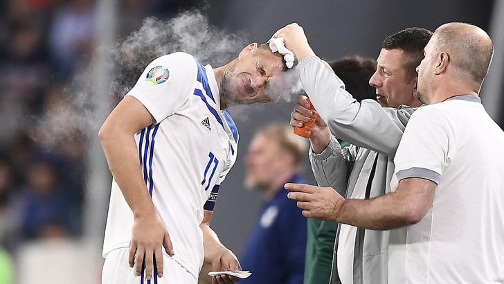 """Dzeko: """"Inter? Dopo le vacanze si vedrà"""""""