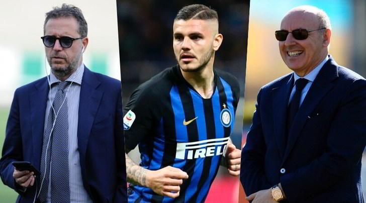 Icardi, Juve da sola: si defilano tutti, Inter alle strette