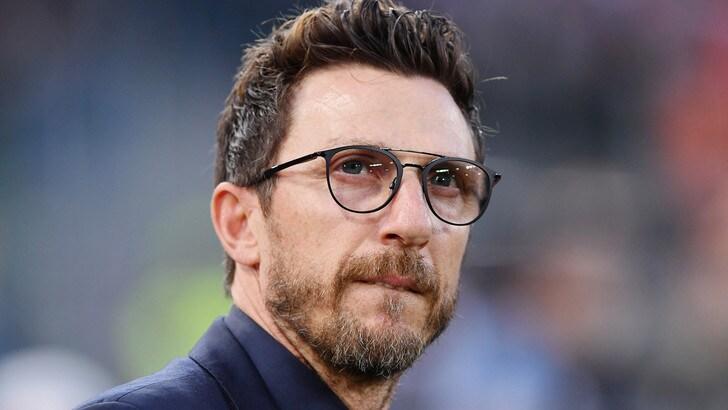 Di Francesco-Sampdoria, previsto l'incontro con Osti