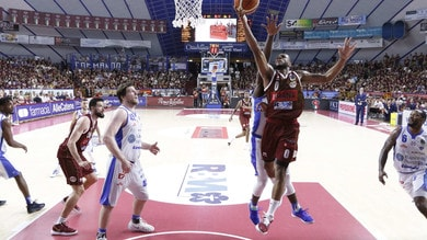 Basket: Venezia-Sassari, quote in bilico per gara2