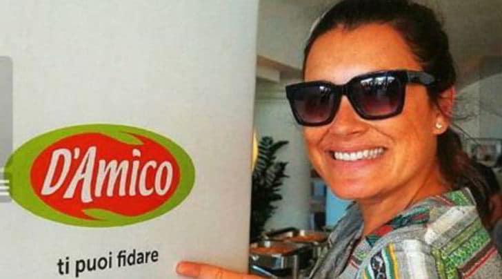 """Alena Seredova, il selfie social diventa virale: """"D'Amico ti puoi fidare"""""""