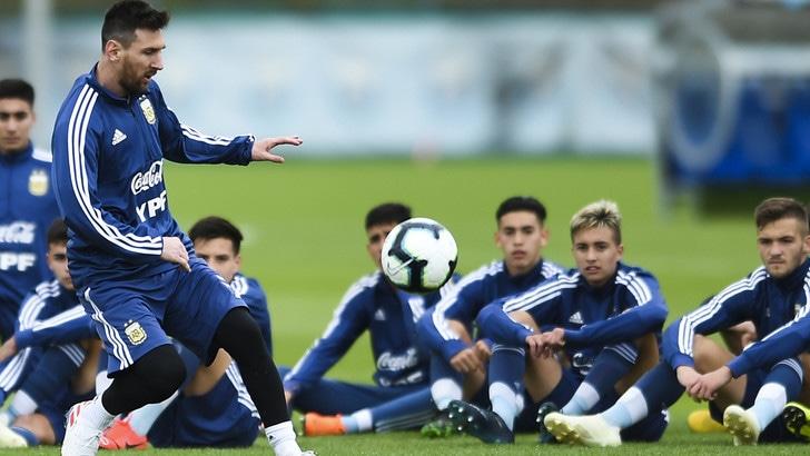 Copa America: Messi-Argentina, la rivincita a 4,50