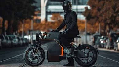 Sarolèa N60: stile e alta moda per la cafè racer elettrica