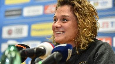 Mondiali femminili, Girelli: