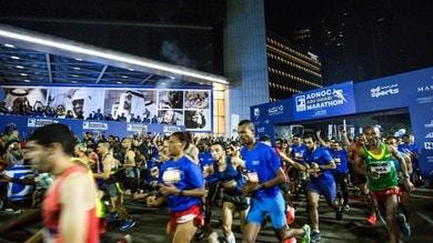 La seconda edizione della ADNOC Abu Dhabi Marathon al via il 6 dicembre