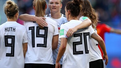 Mondiali femminili: vittorie per Nigeria, Germania e Francia