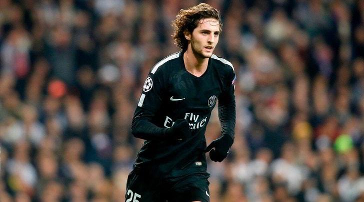 Juve, è Rabiot-Pogba: il centrocampista del Psg è in Toscana