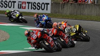MotoGp, Catalogna: Ducati a caccia di Marquez