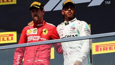 Penalità Vettel: la Ferrari non farà appello