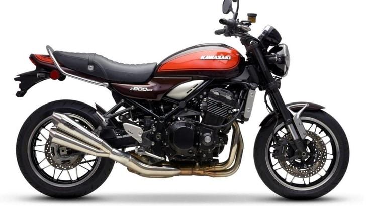Kawasaki, la Z900RS Classic Edition acquistabile in promozione