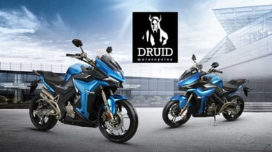Sorcerer XEV e Hybrid, ecco i modelli della Druid Motorcycles