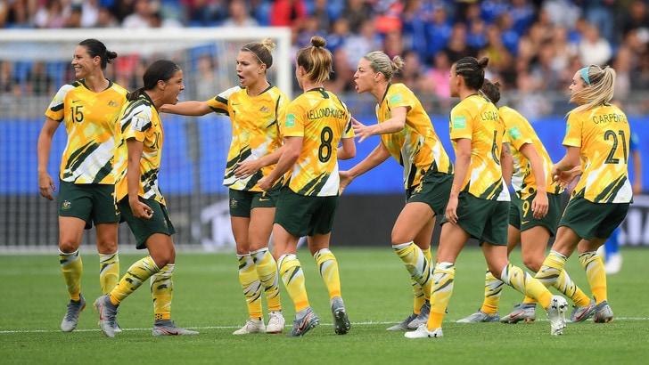 Mondiali femminili: impresa Australia contro il Brasile, che occasione per l'Italia