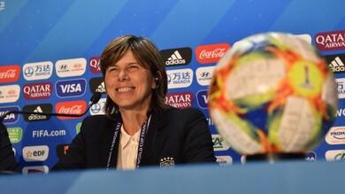 """Mondiali femminili, Bertolini: """"Italia motivata, sfidare il Brasile è il massimo"""""""