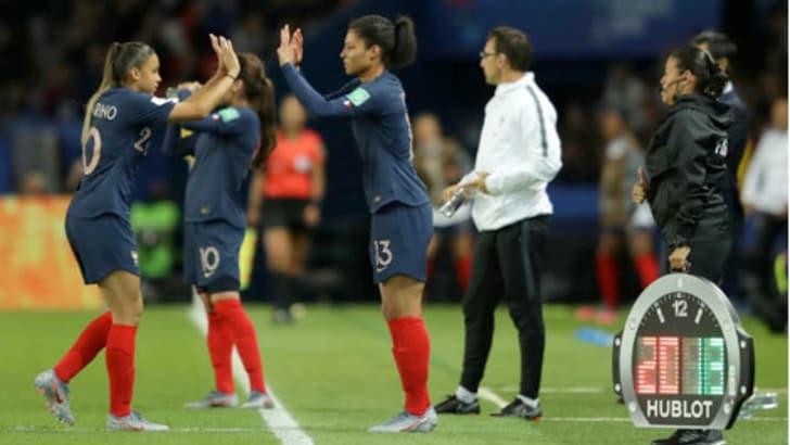 Hublot, orologio ufficiale del FIFA Women's World Cup