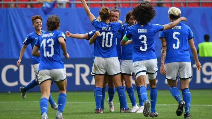 Mondiali femminili, diretta Giamaica-Italia ore 18: come vederla in tv e probabili formazioni