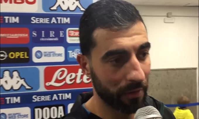 Napoli: con la partenza di Albiol, arriva Manolas
