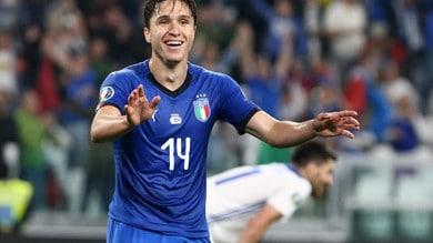 Europei U21: per l'Italia quote da prima linea