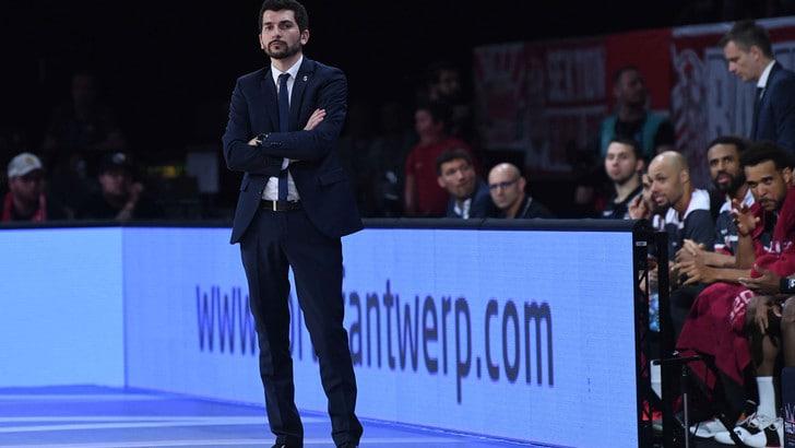 Vuelle Pesaro: Perego è il nuovo allenatore