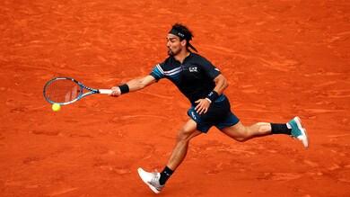 Fognini nel team di Nadal e Federer nella Laver Cup