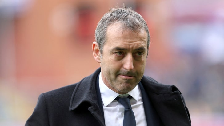 Sampdoria, risolto il contratto di Giampaolo: il Milan nel suo futuro