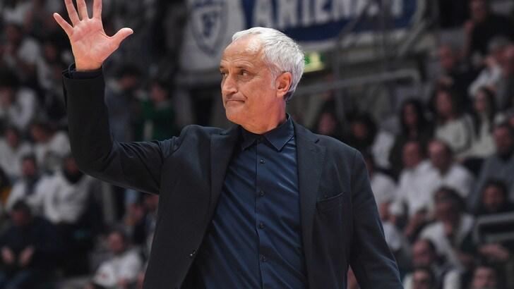 Cesare Pancotto è il nuovo coach di Cantù