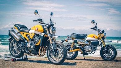 Honda CB750 Four, 12 special per celebrare i 50 anni