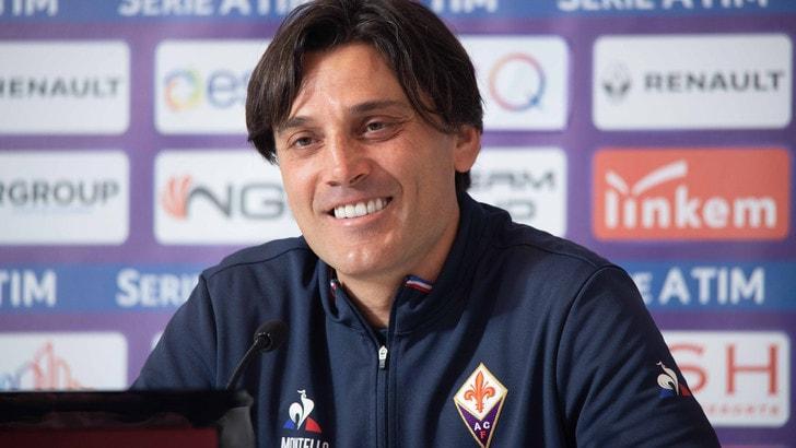 Montella confermato sulla panchina della Fiorentina