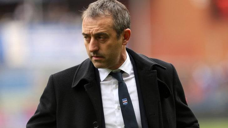 Giampaolo rescinde con la Sampdoria, ora è ufficiale
