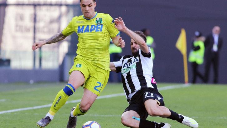 Sassuolo, l'annuncio di Lirola: