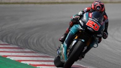 MotoGp: Quartararo sfida Marquez, lo spagnolo avanti in quota