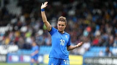 Mondiali femminili: Girelli trascina l'Italia, capocannoniere a 12