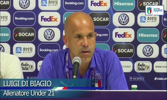 """Di Biagio: """"Conosciamo la Spagna. Anche noi siamo forti"""""""