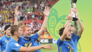 L'Ucraina U20 fa festa: è campione del mondo!