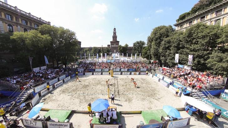 Campionato Italiano di beach volley: decise le semifinaliste