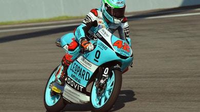 Moto3, vittoria Ramirez in Catalogna: Vietti rimonta ed è terzo