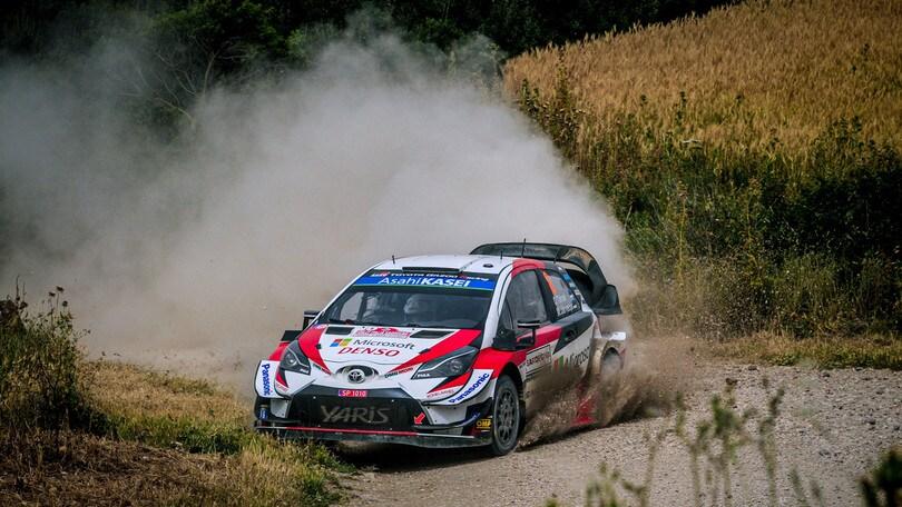 Rally Sardegna: vince Sordo, Tanak cede nel finale
