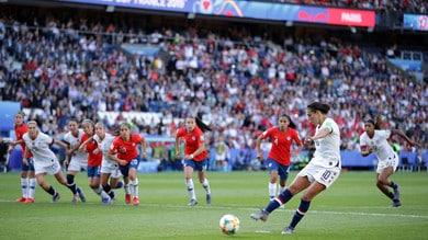 Mondiali femminili, USA e Svezia si qualificano agli ottavi di finale