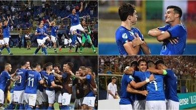 Chiesa prende per mano l'Italia: che rimonta contro la Spagna!