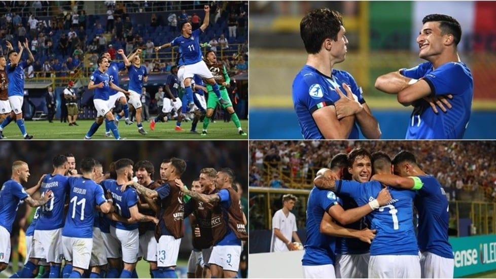 Il talento della Fiorentina prende per mano la squadra di Di Biagio e grazie ad una doppietta firma prima il pareggio, poi il vantaggio ed esulta come Mbappé. Pellegrini su rigore firma il definitivo 3-1