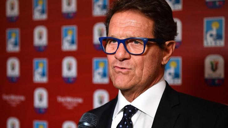 """Capello su Sarri alla Juve: """"Farà bene. Obiettivo Champions? Non sarà facile"""""""