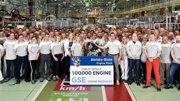FCA festeggia la produzione di 100.000 motori FireFly