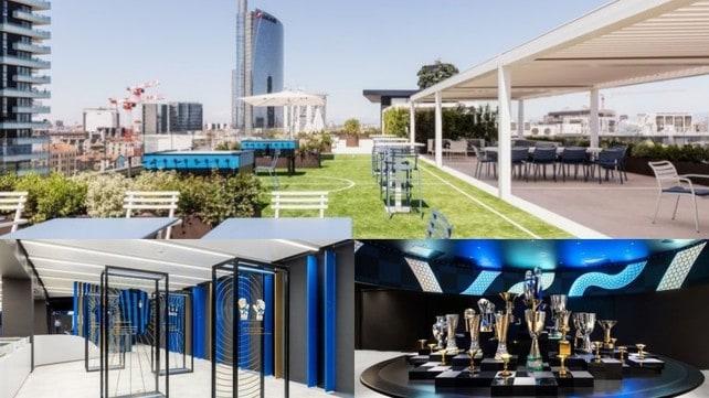 Inter, la nuova sede in Porta Nuova è uno spettacolo