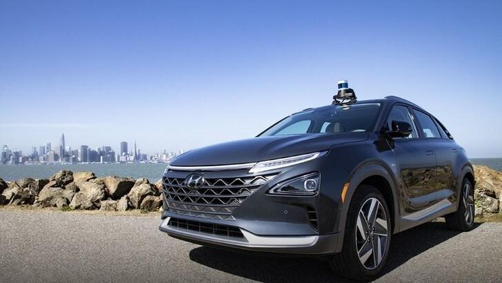 Kia e Hyundai, 30 milioni di euro investiti per la guida autonoma