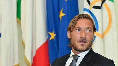Futuro Totti, in quota futuro in Figc