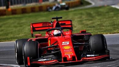 Ferrari: presentata istanza per riesame penalità Vettel