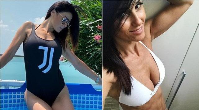 Monica Somma, estate juventina: con il costume bianconero infiamma i tifosi